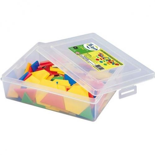 Конструктор Gigo Plastic pattern blocks (Гиго. Занимательная мозаика) 1042