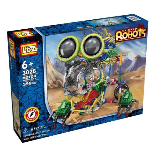 Электромеханический конструктор iRobot. Серия: Роботы. МегаЛап 3026