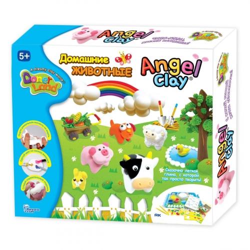 Глина для детского творчества Ферма AA12051