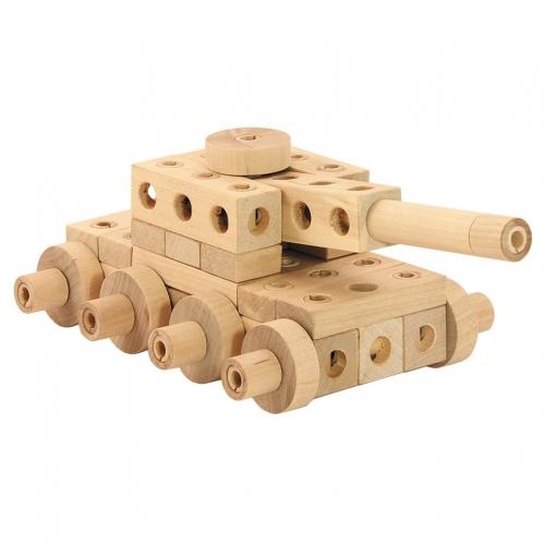 Конструктор «Танк» К656