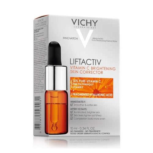 ВИШИ ЛИФТАКТИВ антиоксидантный концентрат молодости кожи, 10 мл
