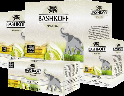 Чай BASHKOFF TEA Erl Grey Edition FBOP