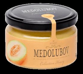 Крем-мёд Медолюбов с дыней 250мл