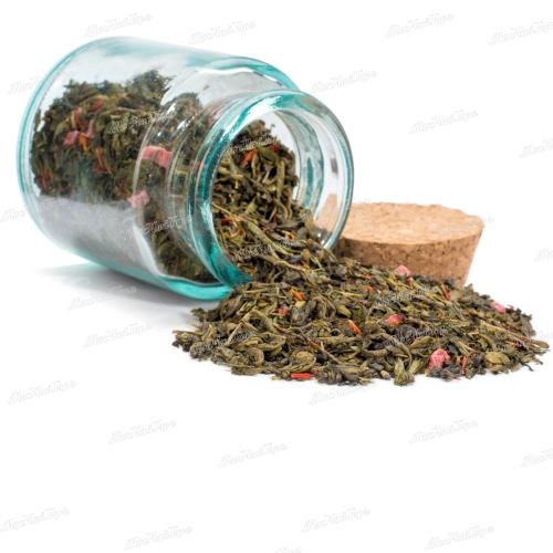 Зеленый чай - Свежий арбуз-дыня