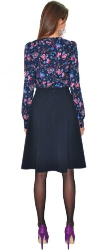 Блузка 3145 + юбка 1140-1