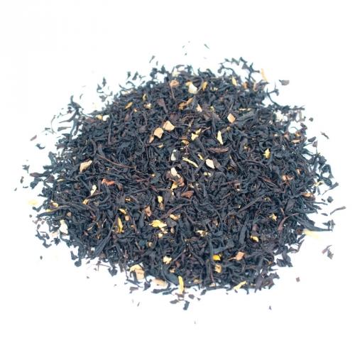 Черный чай с медовой дыней