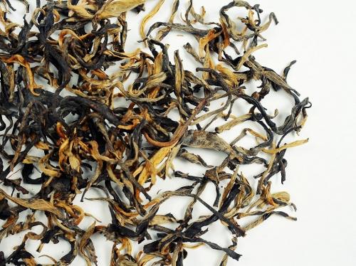 Красный чай - Цзинь Хао Дянь Хун (Пух)