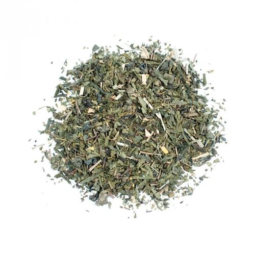 Зеленый чай - Лимон с имбирем