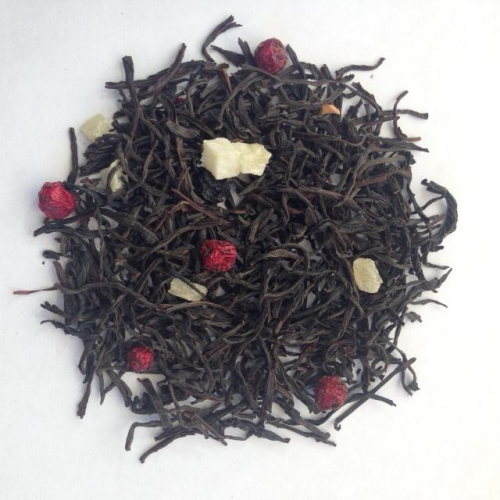 Черный чай - Спелый барбарис