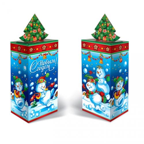 Веселые снеговики (300 грамм)