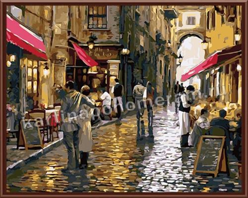 Улицы старого города