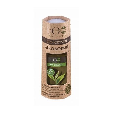 Дезодорант для тела DEO CRYSTAL Кора дуба и зеленый чай