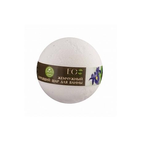 Бурлящий шар для ванны Ирис и Пассифлора