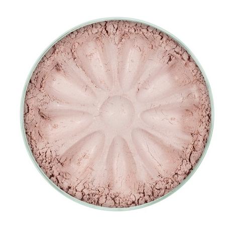 Тени минеральные для век тон 2118 Rose Glow/ мерцающие, 3 мл/1,2гр