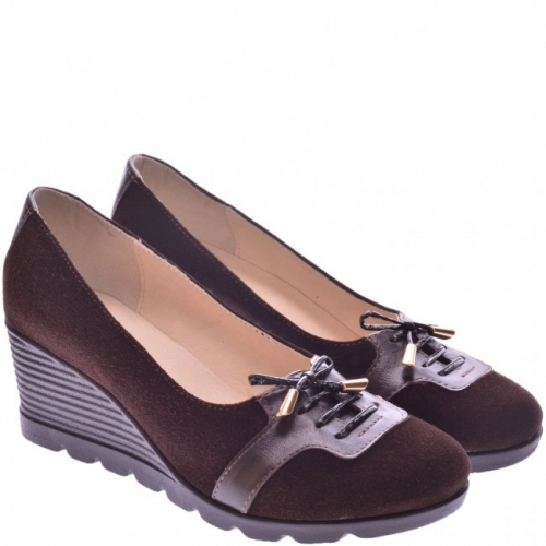 Туфли на платформе