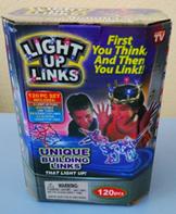 Светящийся конструктор «Light up links» 228PCS (5+)
