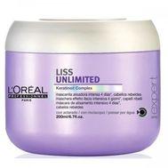 Loreal Liss Unlimited Masque - Разглаживающая маска