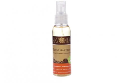 Масло для волос лечение и восстановление
