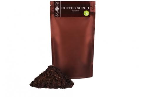 Кофейный скраб Шоколадный