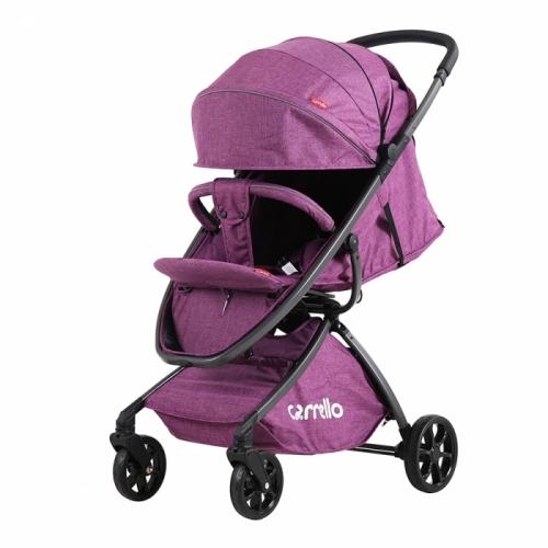 Коляска прогулочная CARRELLO Magia CRL-10401 purple