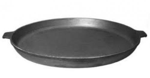 Сковорода чугунная  340/35-2