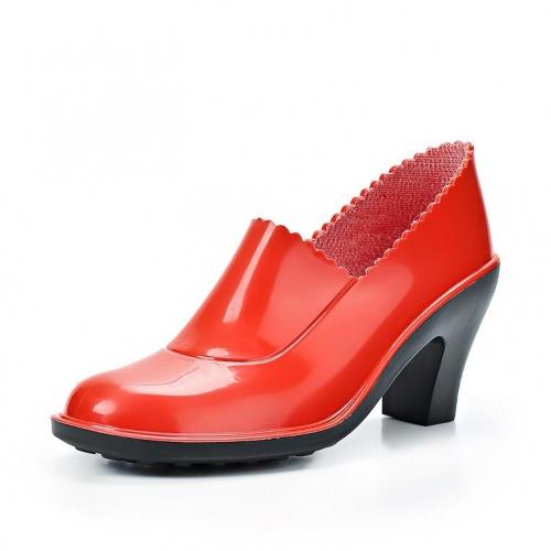 Туфли из ПВХ