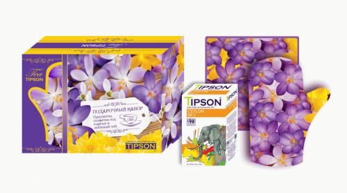 Чайный набор TIPSON