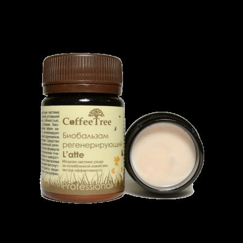 CoffeeTree Биобальзам регенерирующий «L'atte» 60 г
