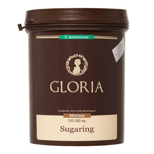 Сахарная паста GLORIA  мягкая с ментолом,  800 г