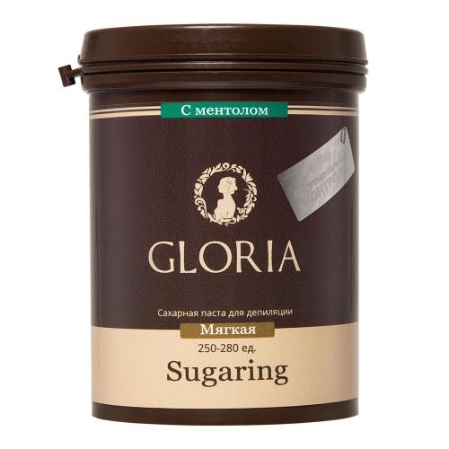 Сахарная паста GLORIA  мягкая с ментолом,  330 г