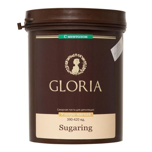Сахарная паста GLORIA  ультра мягкая с ментолом,  800 г