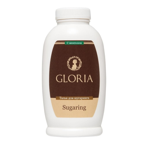 Тальк для эпиляции GLORIA  с ментолом,  150 г