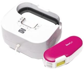 SensEpil - компактный домашний фотоэпилятор для тела