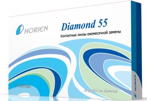 Diamond55 3 линзы