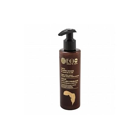 Нежный мусс Деликатное очищение для нормальной и сухой кожи