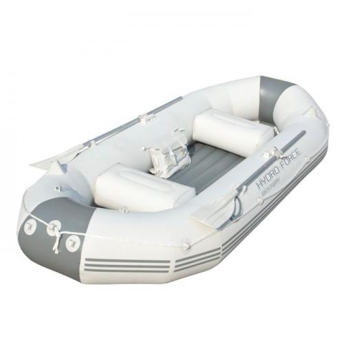 Лодка надувная Marine Pro(вёс 152 см, ручн. насос, сиден, сумк)291х127х46 см, max вес 270 кг