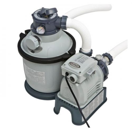 Песочный фильтр-насос, 4 500 л/час 28644 INTEX