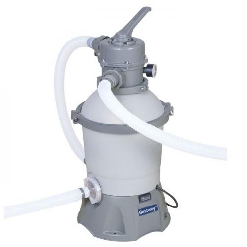 Песочный фильтр-насос, 2 006 л/ч