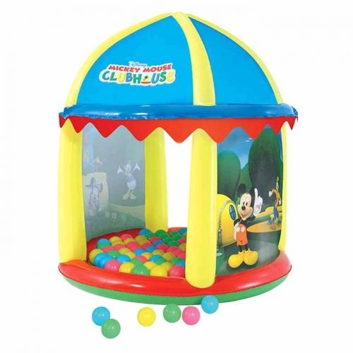 Игровой центр с куполом