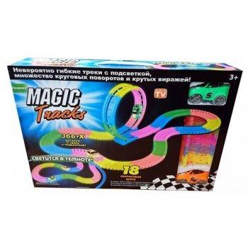 Светящаяся дорога MAGIC TRACKS 366 ДЕТАЛЕЙ