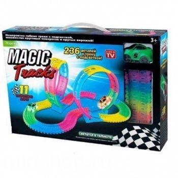 Светящаяся дорога MAGIC TRACKS 236+X  деталей
