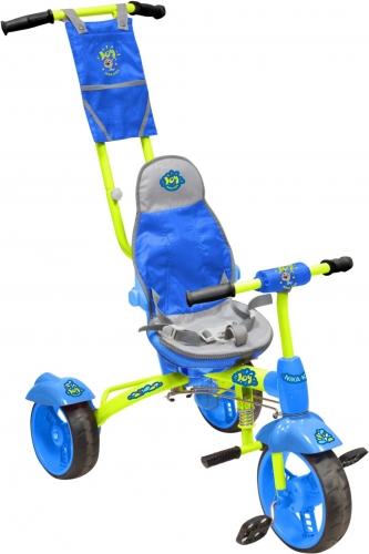 Велосипед детский (арт ВД3) Лимонный каркас