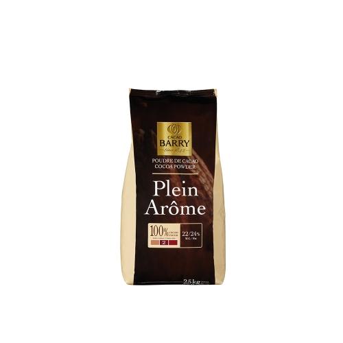 Какао-порошок Plein-Arome, Barry