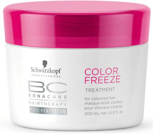 Schwarzkopf Bonacure Color Freeze Treatment - Интенсивная маска для окрашенных волос