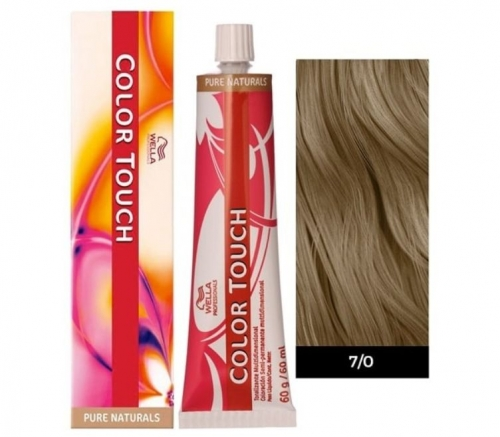 Wella Color Touch 7/0 блонд 60 мл