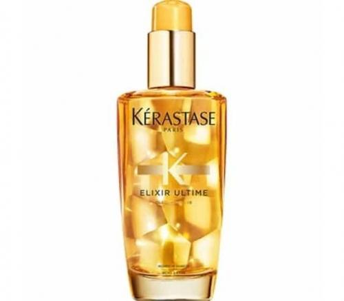 Kerastase Elixir Ultime All hair types - Многофункциональное масло для всех типов волос 100 мл