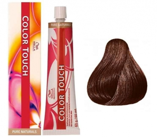 Wella Color Touch 5/37 принцесса амазонок 60 мл