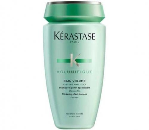 Kerastase Resistance Volumifique - Уплотняющий шампунь-ванна для объема и легкости тонких волос