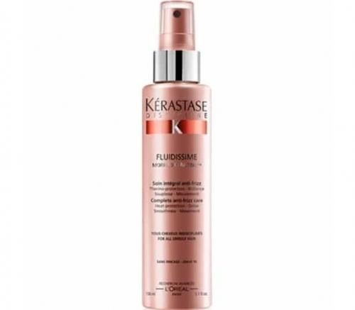 Kerastase Discipline Fluidissime - Спрей для защиты волос от воздействия влажности и образования завитков 150 мл