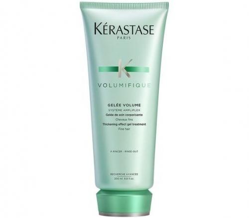 Kerastase Resistance Volumifique - Уход-Желе для устойчивого объема и легкости тонких волос 200 мл